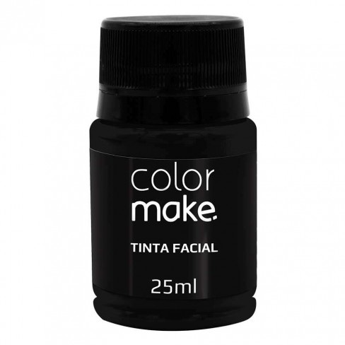 Tinta Facial c/25ml Color Make